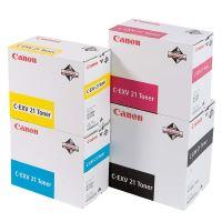 Toner Canon CEXV21, červená, originál