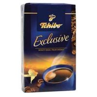 Káva Tchibo Exclusive, mletá, pražená, 250 g
