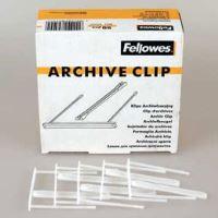 Archivační spony Fellowes, balení 50 ks 1bal/50ks