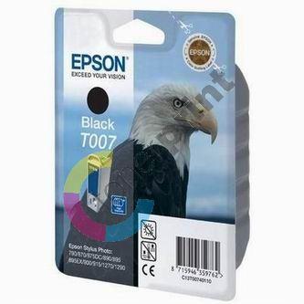 Cartridge Epson C13T007401, originál