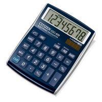 Kalkulačka Citizen CDC80BLWB, modrá, stolní, osmimístná