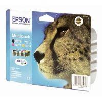 Cartridge Epson C13T07154012, C+M+Y+BK, originál