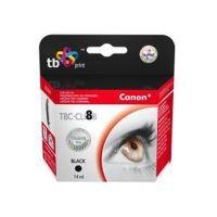 Cartridge Canon CLI-8BK + čip TB