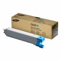 Toner Samsung CLT-C659S/ELS, cyan, SU093A, originál