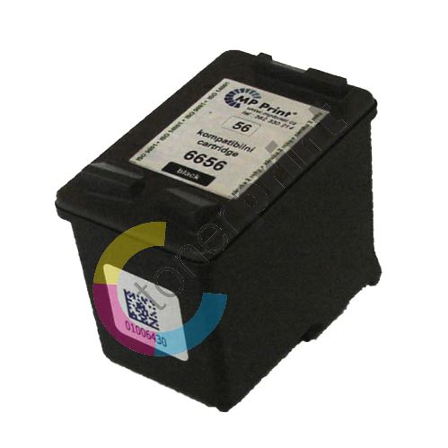 Cartridge HP C6656AE No. 56, renovace 1