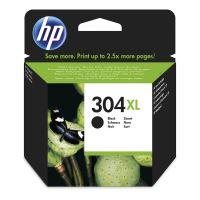 Cartridge HP N9K08AE, black, No.304XL, originál