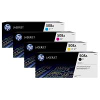 Toner HP CF363X, magenta, 508X, originál 2
