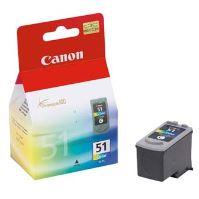 Cartridge Canon CL-51, color, originál 5