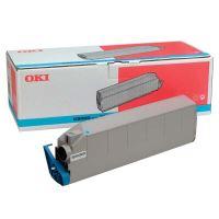 Toner OKI typ C3, 41515211, modrý, originál 2