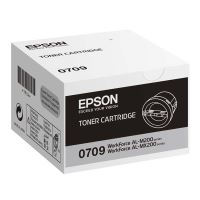 Toner Epson C13S050709, black, originál