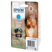 Cartridge Epson C13T37824010, cyan, 378, originál