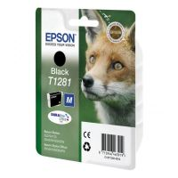 Cartridge Epson C13T128140, black, originál