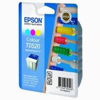 Cartridge Epson C13T052040, color, originál