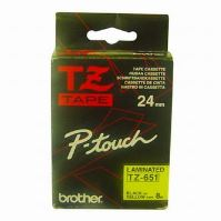 Páska Brother TZE-651 24mm 2