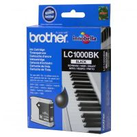 Cartridge Brother LC-1000BK, originál 1