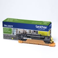 Toner Brother TN-243Y, yellow, originál