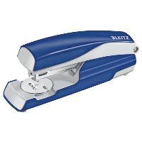 Celokovový stolní sešívač Leitz NeXXt 5502, modrý