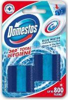 Domestos 360 Total Hygiene Ocean cisternový Wc blok 2 x 50 g