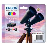 Cartridge Epson C13T02V64010, XP-5100, XP-5105, CMYK, 502, originál