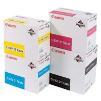 Toner Canon CEXV21, žlutá, originál