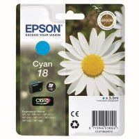 Cartridge Epson C13T18024012, cyan, originál