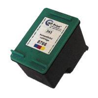 Cartridge HP C8766E, color, No. 343, MP print