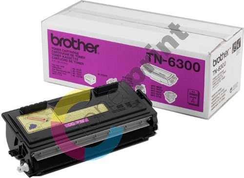 Toner Brother TN-6300 MP print