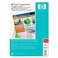 HP Color LaserJet Transparencies, fólie, transparentní, A4, 170 g/m2, 50ks