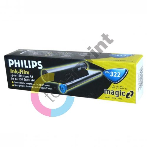 Fólie do faxu Philips Magic 2 Primo, Vox, PPF 441, 471, 476, 486, PFA322, originál 1