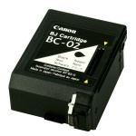 Cartridge Canon BC-02, black, TB