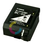 Cartridge Canon BC-02, black, TB 1