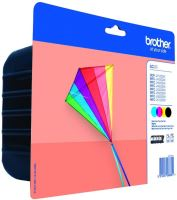 Cartridge Brother LC-223VALBP, CMYK, originál