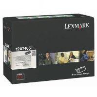 Toner Lexmark 12A7465, T632, T634, originál 2