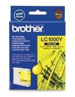 Cartridge Brother LC-1000Y, originál