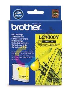 Cartridge Brother LC-1000Y, originál