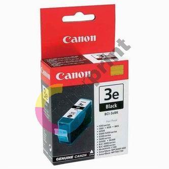 Cartridge Canon BCI-3eBK, originál 1