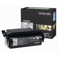 Toner Lexmark Optra T 12A5840, renovace