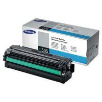 Toner Samsung CLT-C505L, cyan, SU035A, originál