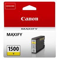 Cartridge Canon PGI-1500Y, yellow, 9231B001, originál