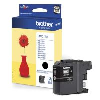 Cartridge Brother LC-121BK, black, originál