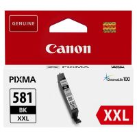 Cartridge Canon CLI-581BK XXL, 1998C001, black, originál
