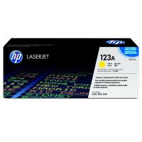 Toner HP Q3972A žlutá HP Color LaserJet 2550, 2000s, originál 1