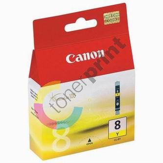 Cartridge Canon CLI-8Y, originál 1