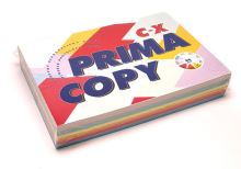 Barevný papír PRIMA A3 Mix 10 barev 80g bal/500l