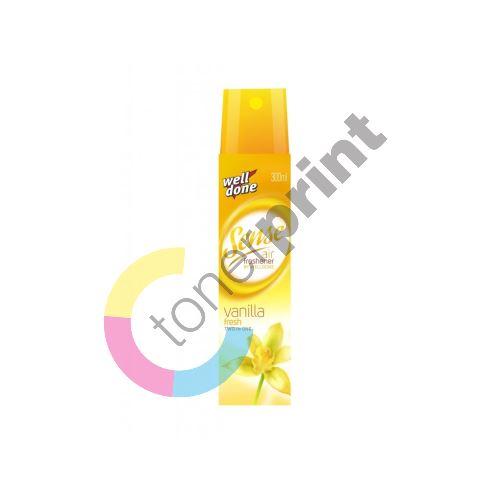 WD Sense osvěžovač vzduchu vanilka 300 ml 2