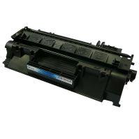 Toner HP CE505X, black, 05X, MP print