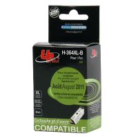 Cartridge HP CN684EE, black, H-364XLB, 20ml, UPrint