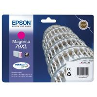 Cartridge Epson C13T79034010, 79XL, magenta, originál