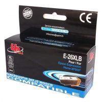 Cartridge Epson C13T26214010, black, 26XL, UPrint