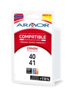 Cartridge Canon PG-40, CL-41, pack, black+color, Armor